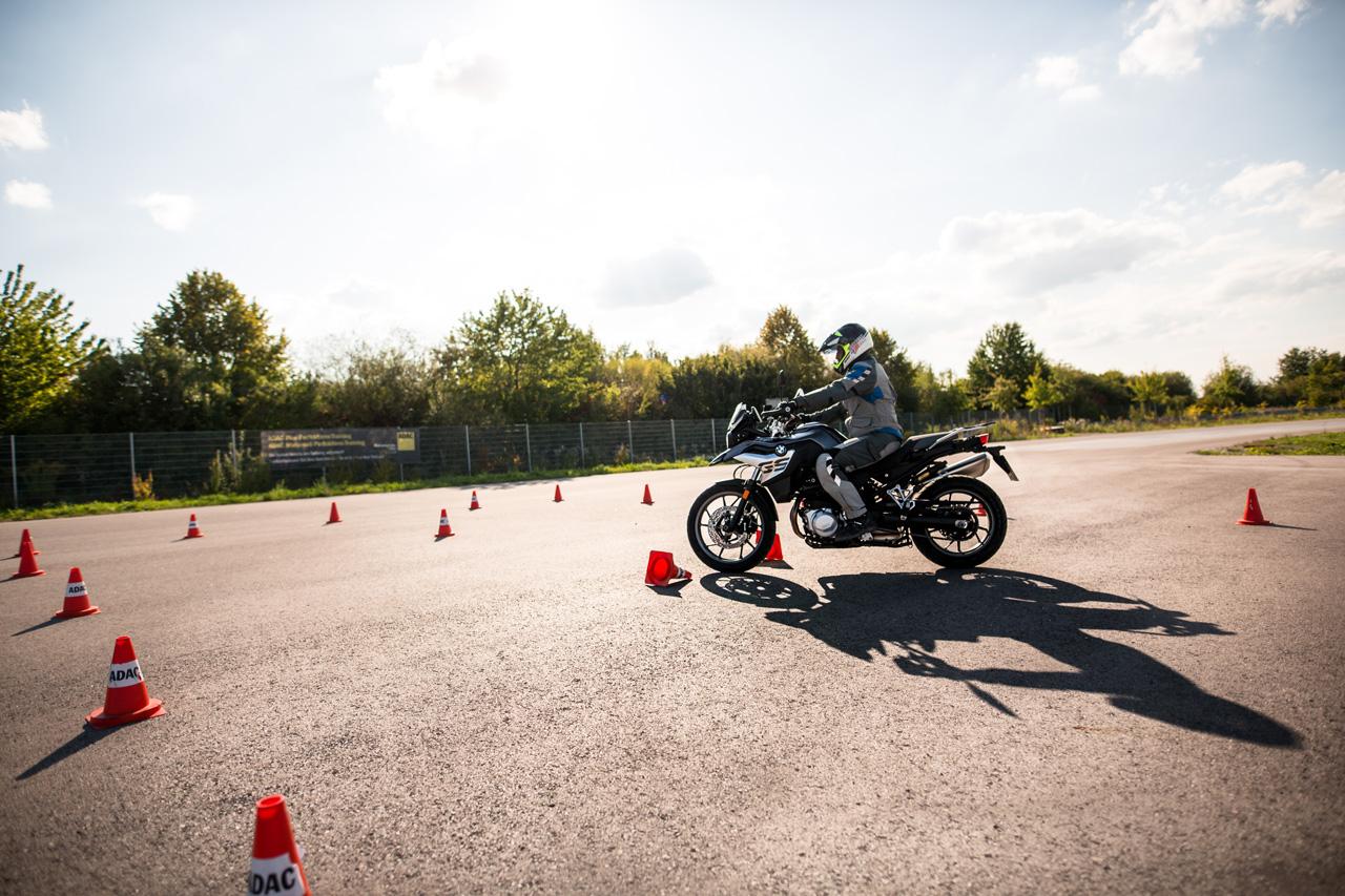 Motorprofessional BMW Veiligheidstrainingen